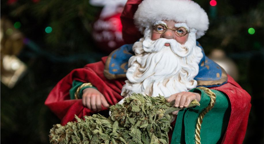 MERRY JANE's Goods of the Month: Weed Treats for the Holidaze and Beyond
