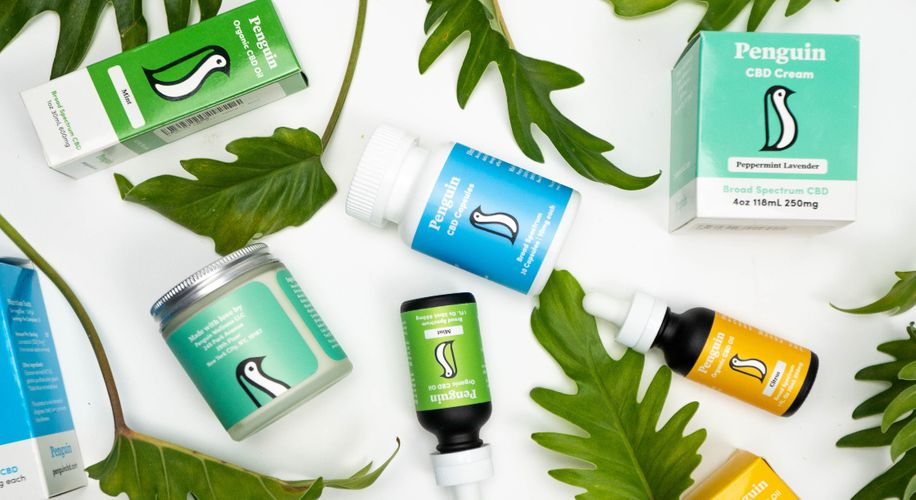 We Tried Penguin's CBD Products and Now We Understand the Power of Hemp