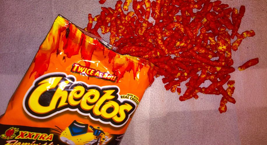 Texas Man Arrested for Stashing a Quarter Pound of Pot in a Bag of Cheetos