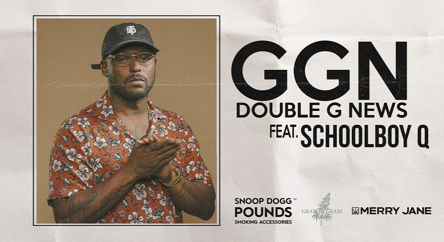 Schoolboy Q Talks with Snoop About Ditching Lean and Getting Clean on a New GGN