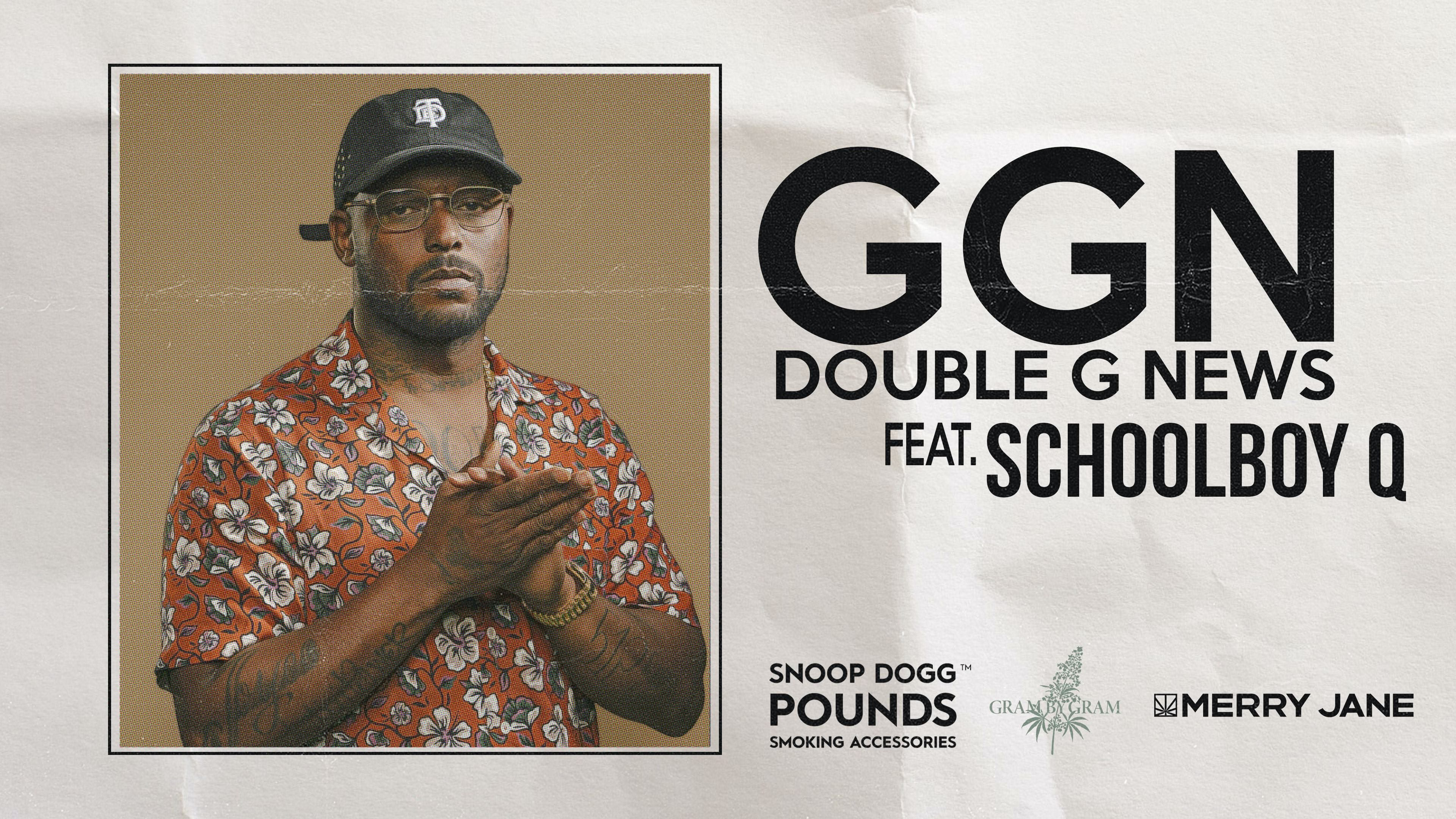 GGN Double Groovy News With Schoolboy Q & Snoop Dogg