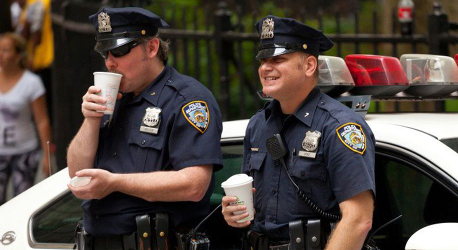 NY Cop Caught Allegedly Planting Weed on Suspects for a Second Time