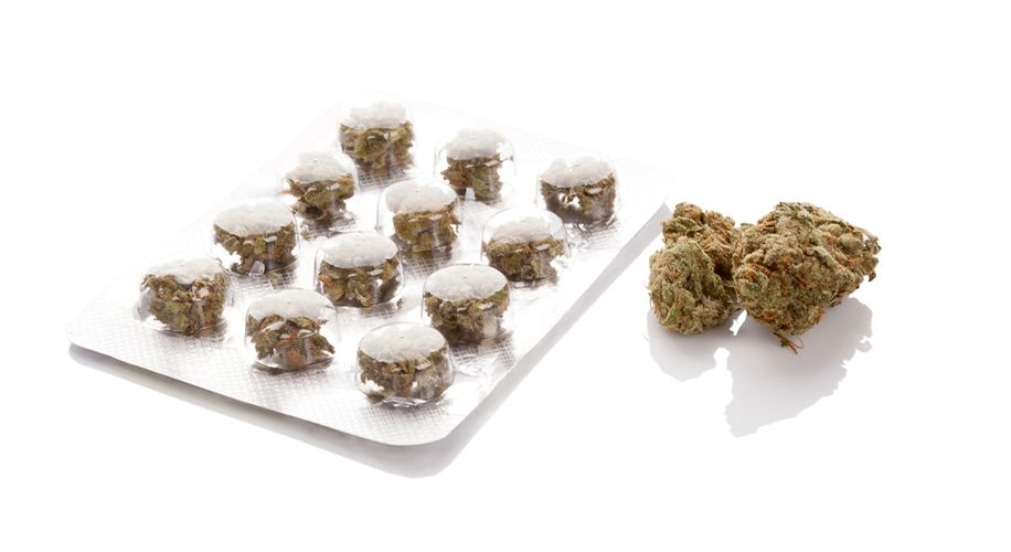 The Feds Want Help Determining a Standard Dose for THC