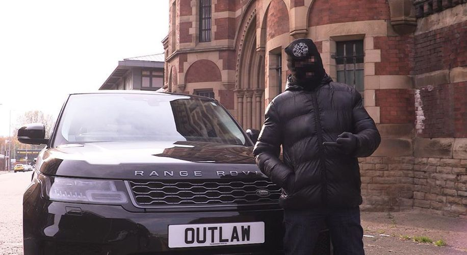 Masked Rapper Hands Out Free Weed and Toilet Paper Amid the COVID-19 Crisis