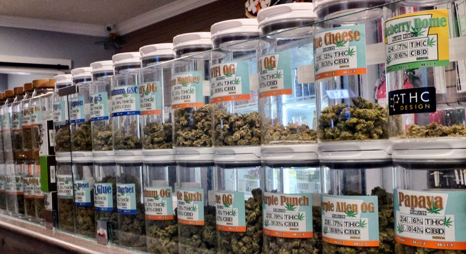 Adult-Use Pot Shops Are Supplying Medical Dispensaries with Weed During Pandemic