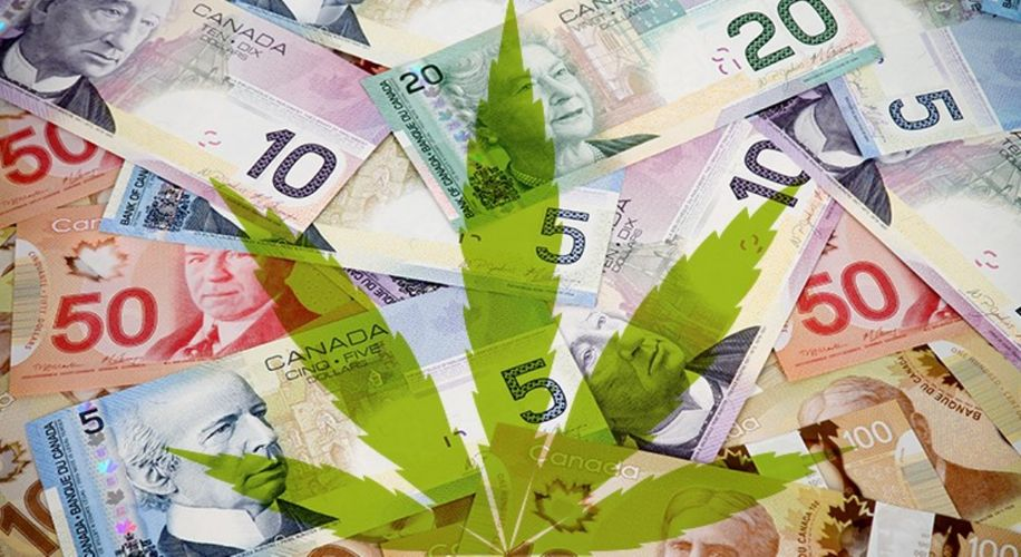 Canada Sold $150 Million Worth of Legal Weed in February Alone
