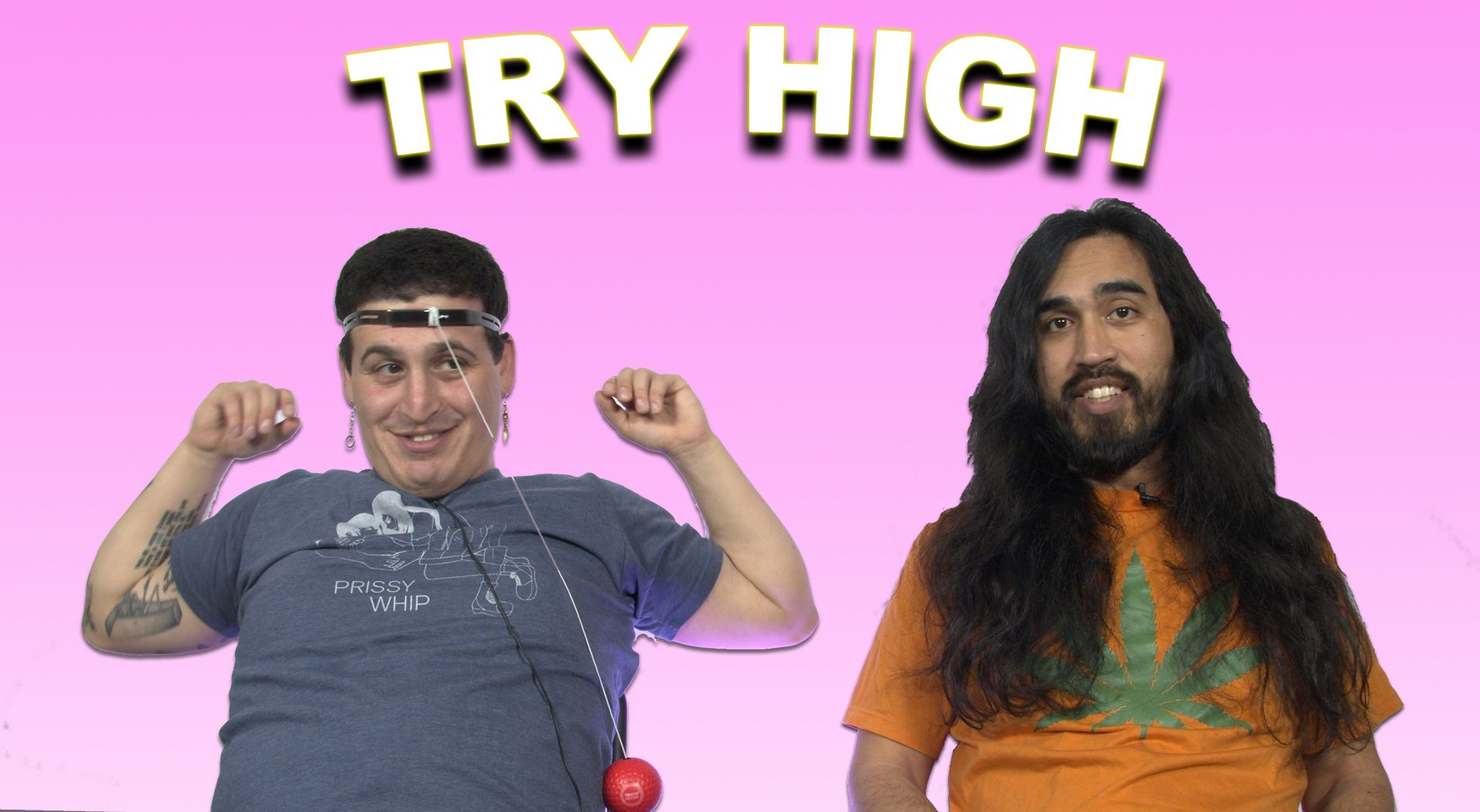 Makal and Dalton Get Lit and Test Their Boxing Skills | TRY HIGH