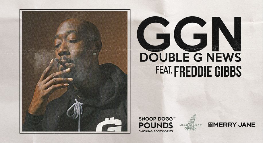 Freddie Gibbs Rocks Two Blunts While Talking Shop with Snoop on a New GGN