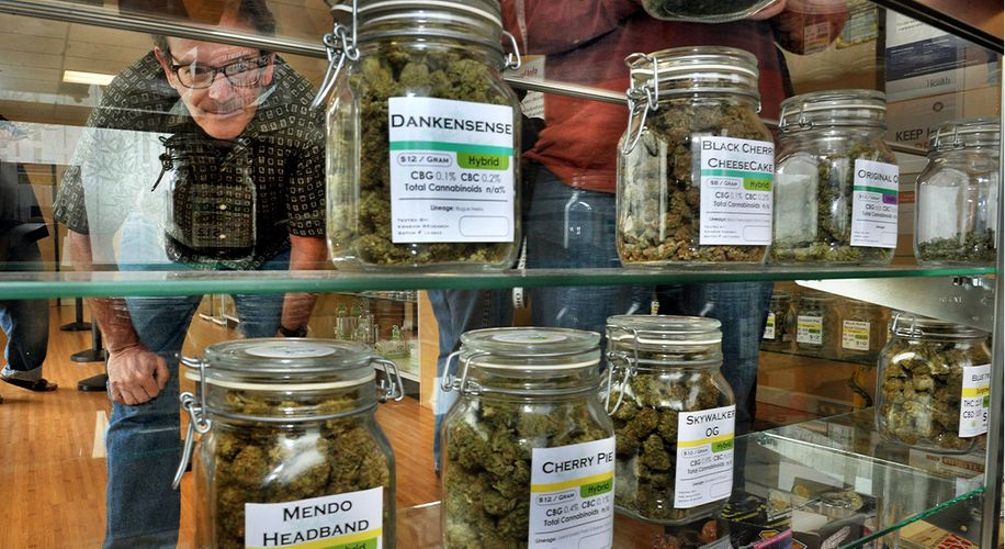 After Two Months, Massachusetts Will Reopen All Pot Shops for Curbside Pick-Up