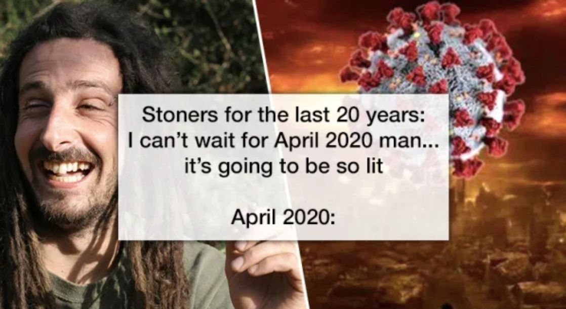 Have You Seen These High-larious Weed Memes Yet?