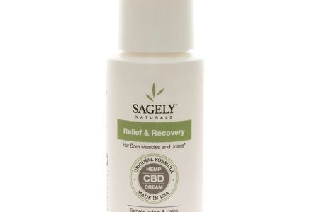 Sagely Naturals Relief & Recovery Cream 2oz