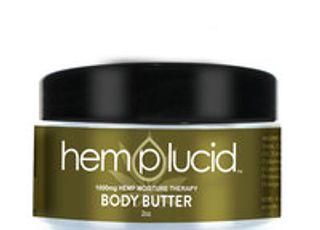 Hemplucid Body Butter (1000mg)