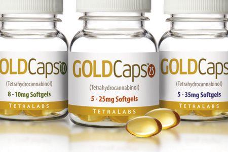 TetraLabs GoldCaps Softgels