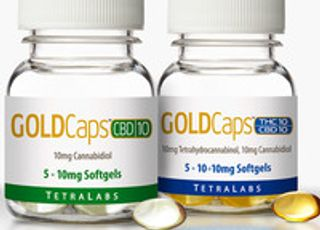 TetraLabs GoldCaps CBD