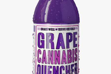 Cannabis Quencher - Grape