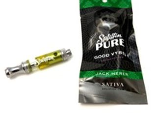 Spliffin Pure Jack Herer Oil Cartridge