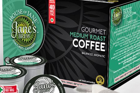House of Jane: Cannabis Infused Gourmet Coffee K-Cups