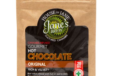 House of Jane: Cannabis Infused Gourmet Hot Chocolate