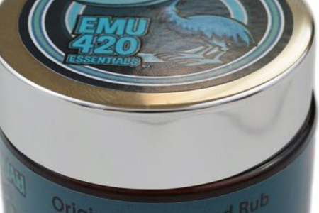 Cannariginals Emu 420 Essentials Gold Original Medicated Rub