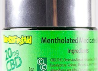 Cannariginals Emu 420 Essentials Mentholated Medicated Rub