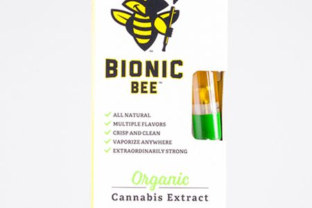 Bionic Bee Organic Cannabis Extract Cartridge