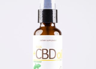 Plus CBD Oil Drops (Peppermint)