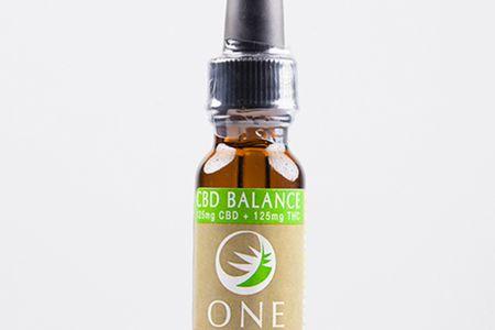 CBD Balance One Tincture