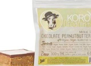Korova Organik Chocolate & Peanut Butter Bar