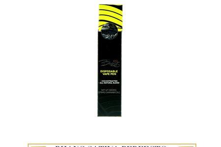 Bhang Sativa Perfecto Disposable Vape Pen