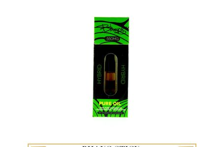 Bhang Stick Pure Cartridge - Hybrid