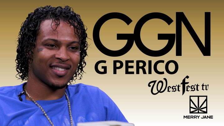 Los Angeles Rapper G Perico Talks Sold Out Shows, Jheri Curl and Gang Life