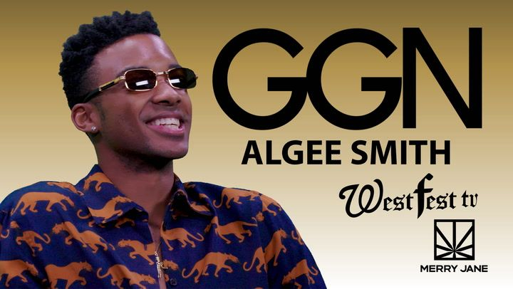 """Algee Smith Talks Saturday Morning Cereal Recipes and """"The New Edition Story"""" with Snoop Dogg"""