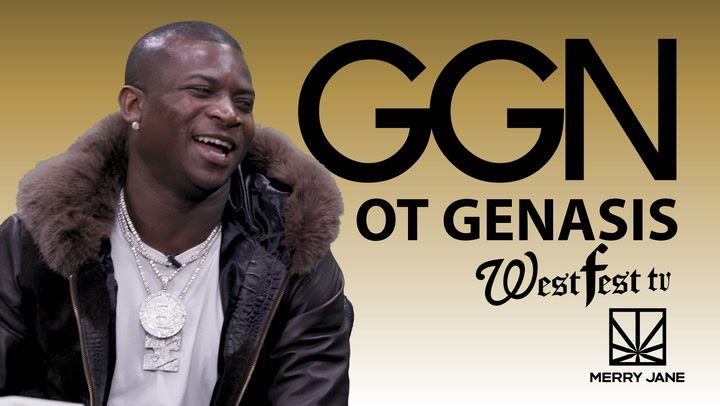 OT Genasis Talks Constructing a Hit, Going on Tour and Longevity in the Rap Game on GGN