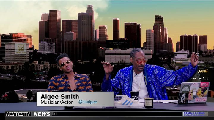 Algee Smith Goes in on How the Ladies Love Some Thigh Meat on GGN