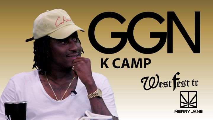 K Camp Talks Atlanta Strip Club History and Gets Stoned Beyond Belief With Snoop Dogg
