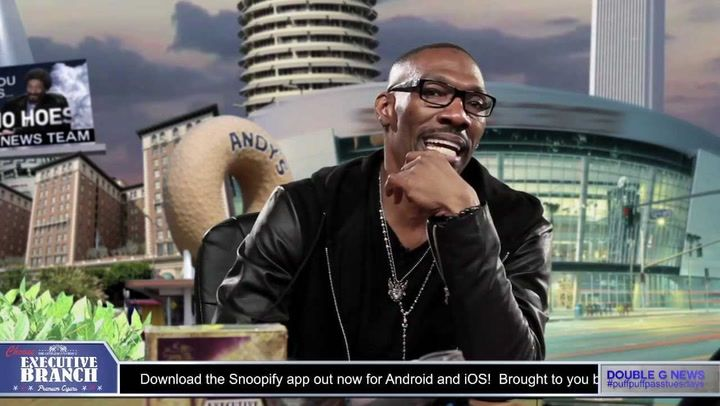 Charlie Murphy Got Stories | GGN with SNOOP DOGG