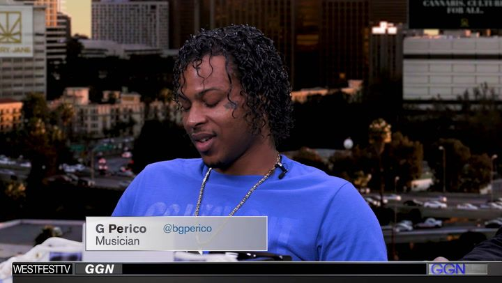 Rapper G Perico Discusses Selling Out L.A.'s The Roxy