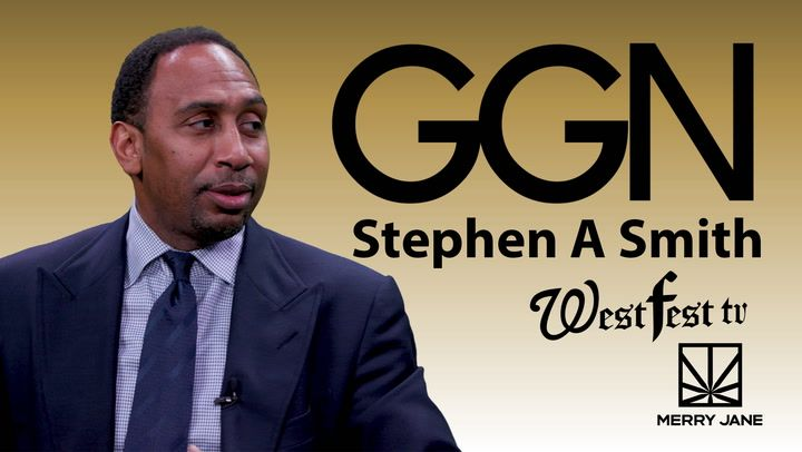 Stephen A. Smith Talks Climbing the Corporate Ladder, TV Debates and Keeping Athletes Off The Weeeed