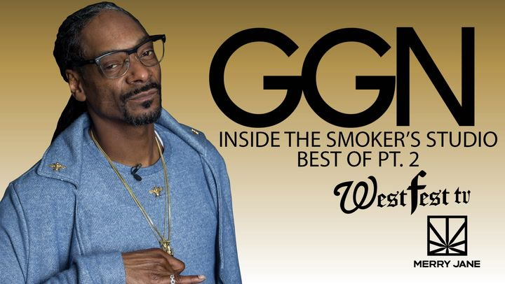 Spark Up With Snoop Dogg & His Celebrity Pals in the Best of Smokers Studio, Vol. 2 | BEST OF GGN