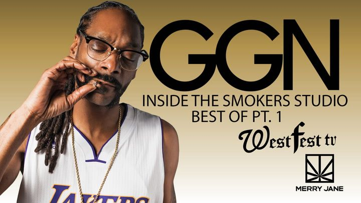 Get High With Snoop Dogg & His Celebrity Friends in the Best of Smokers Studio, Vol. 1