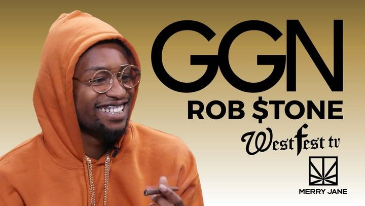 Rob $tone Was Raised On Doggystyle